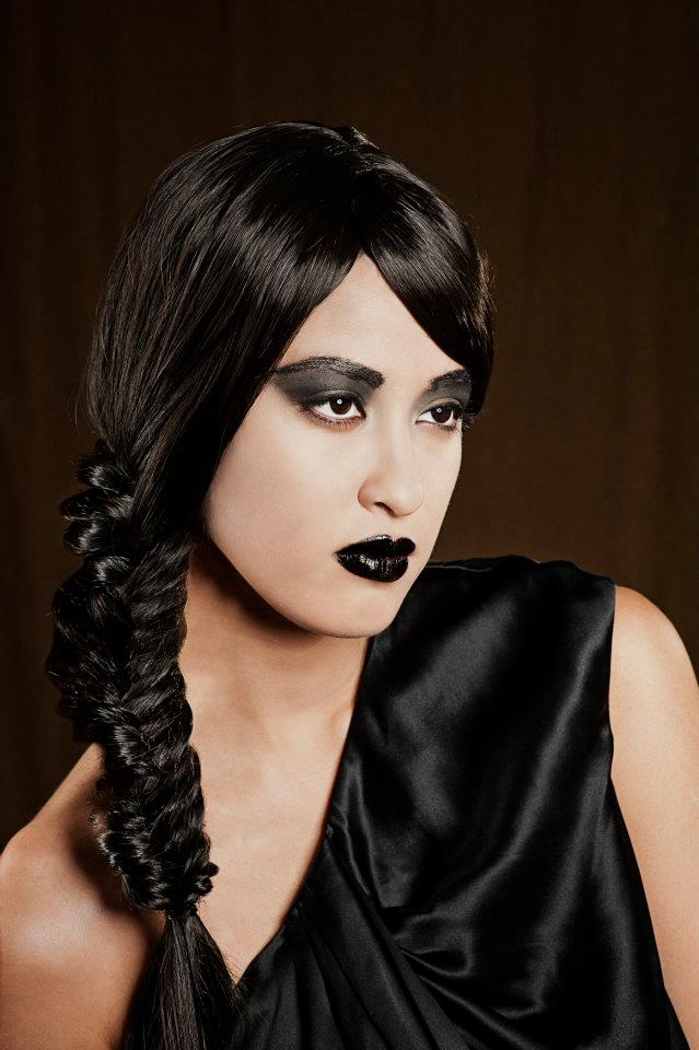 Make-up Artist Michelle Waldron Beauty shoot Dubai