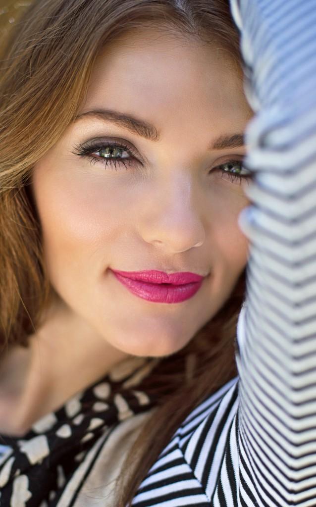 Make-up Artist Michelle Waldron