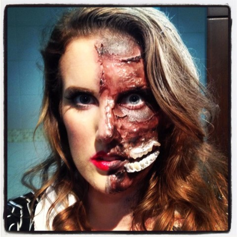 Special Effects Make-up Artist Michelle Waldron, Dubai Uae, Dublin Ireland