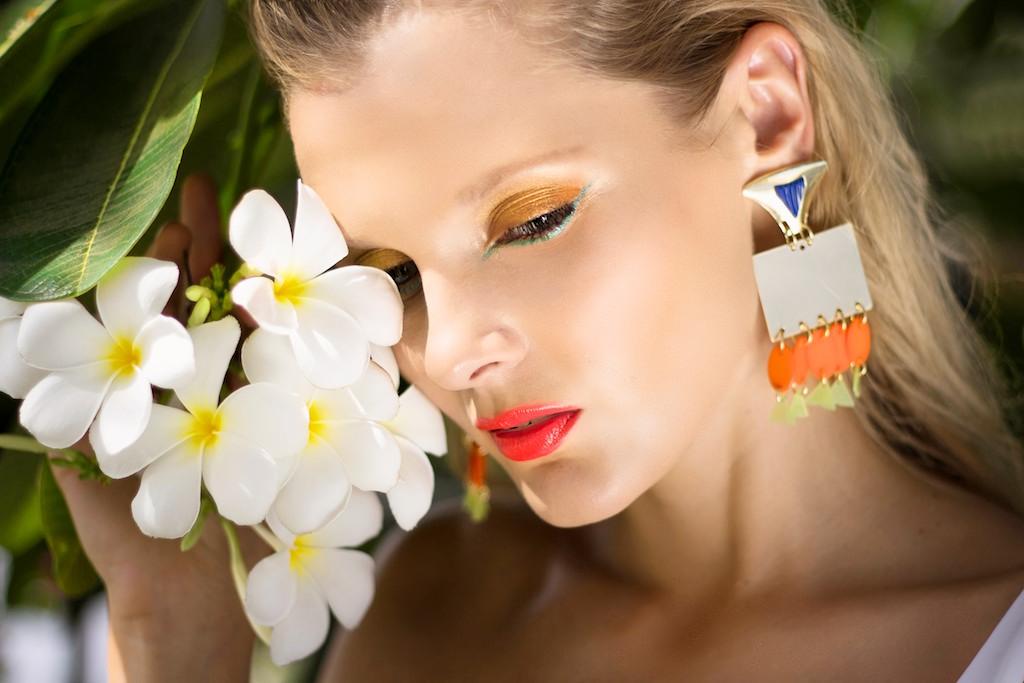 Michelle Waldron Makeup artist Dubai UAE