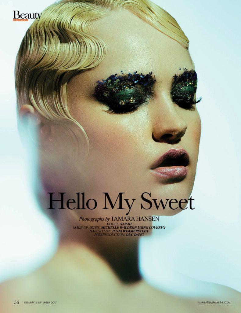 Michelle Waldron Make up artist New York